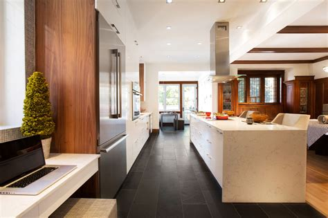 article de cuisine montreal renovation kitchen outremont claude chagne avenue