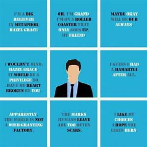 17 Best images about Augustus waters...