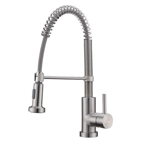 commercial kitchen faucet whitehaus collection jem collection commercial single