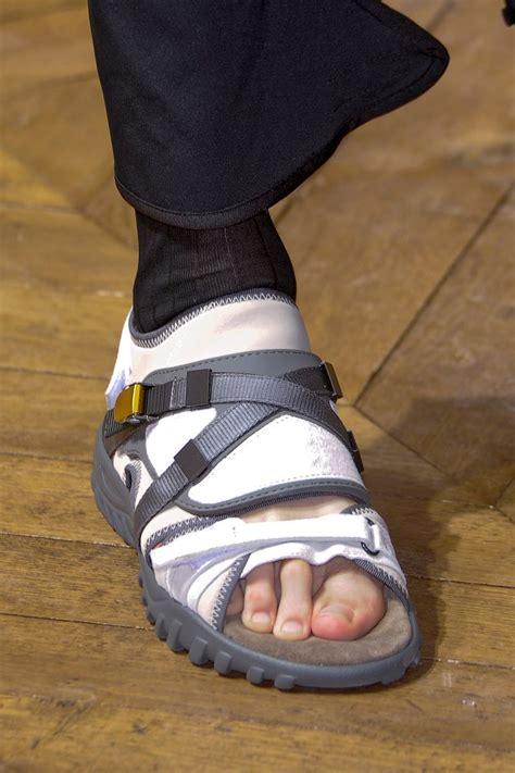 designer tevas ss   ugliest shoes  cut