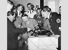 22 Jun 34 Ferdinand Porsche agrees to embark on Hitler's