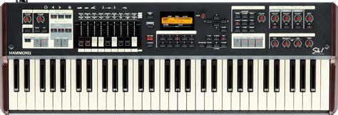 Hammond Sk 1 Keyboard Organ 61 Key New