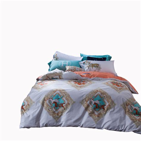 popular twin horse design bedding buy cheap twin horse