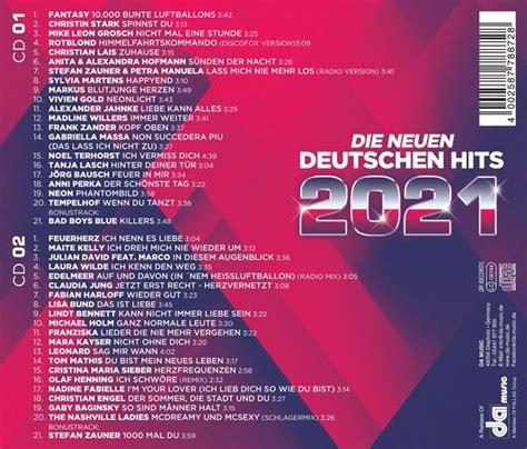 If you enjoyed listening to this one, maybe you will like: Die Neuen Deutschen Hits 2021 auf Audio CD - Portofrei bei bücher.de