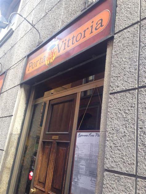 Ristorante Porta Vittoria ristorante porta vittoria ristorante recensioni