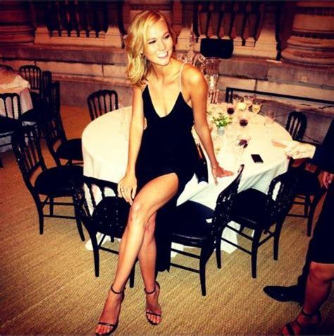 Semaine Des Tops Sur Instagram Karlie Kloss Ankle