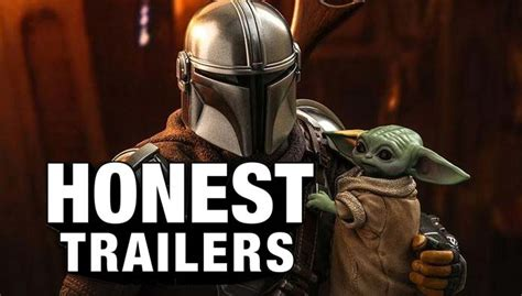 Watch the Honest Trailer for The Mandalorian Before the ...