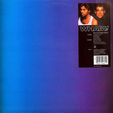 wham the edge of heaven wham music from the edge of heaven at discogs