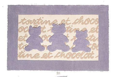 tapis tartine et chocolat