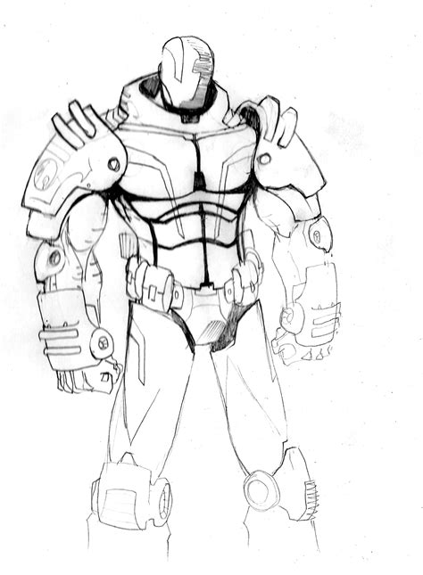 Powered Armor - Part 3: Project Oracle