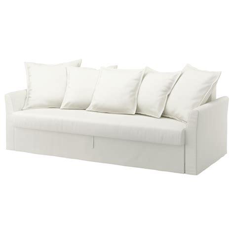 loveseat sofa bed ikea holmsund three seat sofa bed ransta white ikea
