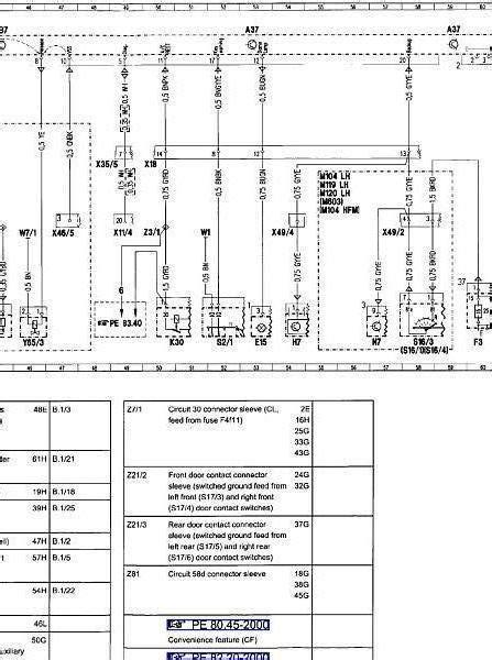 central locking vacuum pump mercedes benz forum