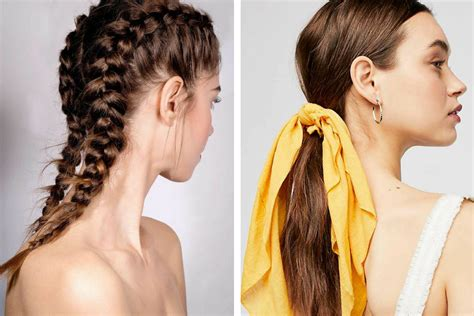 Cool Summer Hairstyles by 5 Easy Summer Hairstyles To Keep You Cool All