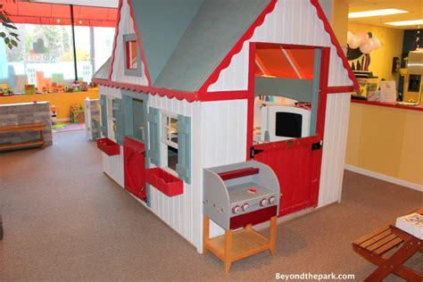 playhouse with kitchen awesome indoor playspace in the west loop beyond the park