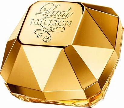 Million Lady Paco Rabanne Perfume Parfum Feminino