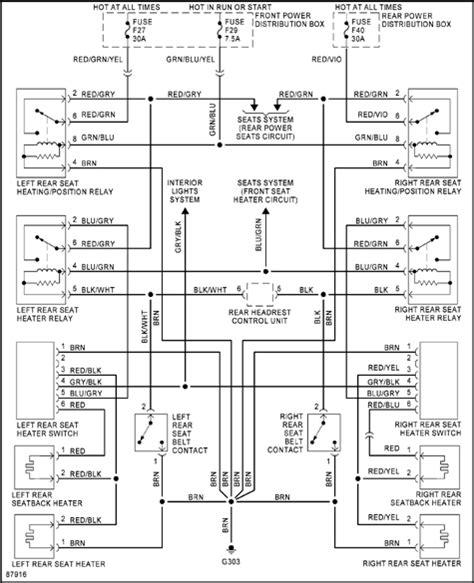 Bmw E32 Electrical Diagram