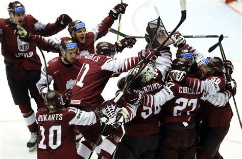 Latvijas hokeja izlase uzsāk gatavošanos čempionātam - Hokeja Blogs