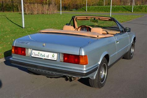 old maserati biturbo classic park cars maserati biturbo spyder
