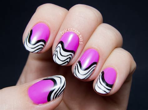 Ride The Waves With A Pop Of Pink