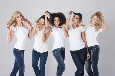 14 Types Of Women's Hair