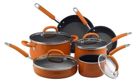 frying pan stove gas cooking cookware copper complete smart brands brand