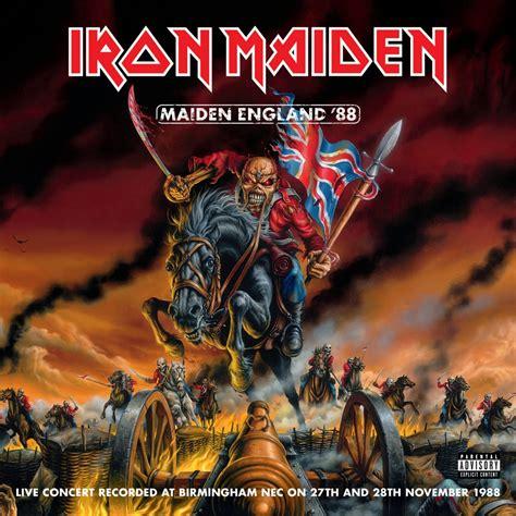 Riddle Of SteeL - MetaL Music: Iron Maiden - Maiden ...