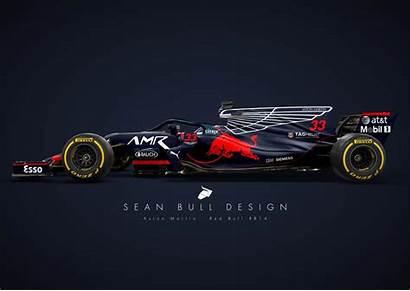 Bull F1 Aston Martin Racing Livery Team
