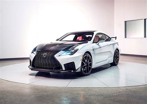 Lexus Sports Car 2020 by 2020 Lexus Rc F Readies For Detroit Auto Show Debut With