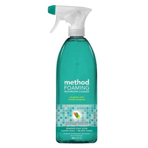 method foaming bathroom cleaner eucalyptus mint 28oz target
