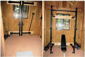 Weight Free Work Out Small Home Gym And Yoga Studio Plus Review Of Titan T 3