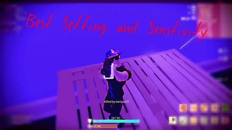 settings sensitivity  pc players strucid