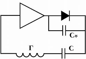 Circuit Diagram Of Chaotic Oscillator With The Schottky