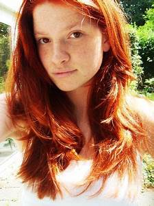 bright copper red | red hair | Pinterest | Copper, My hair ...