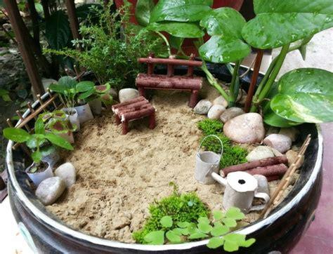 Mini Gärten Gestalten by Deko Bastelideen Reizvollen Mini Garten Kreieren