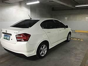 Honda City 2012 Manual Cwr Loan