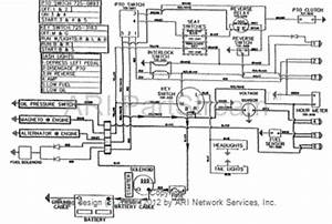 Cub Cadet Lt1045 Electrical Diagram