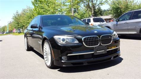 Purchase Used 2012 Bmw Alpina B7 Lwb X Drive In Bellevue