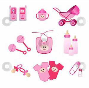 Baby girl christening clipart - BBCpersian7 collections