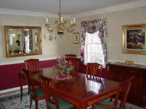 dining room color ideas dining room paint ideas with chair rail and color