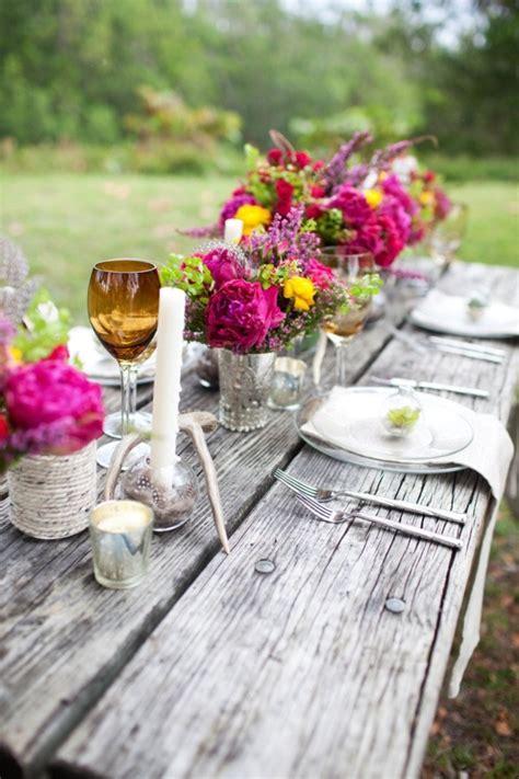 pink   wedding table setting ideas fab mood