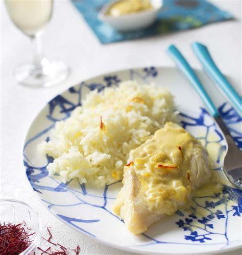 cuisine lait de coco filets de merlan au lait de coco et safran les