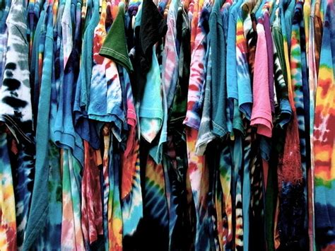 Good Vibrations Trend I Love Dip Dye And Tie Dye
