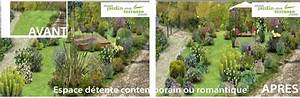 amenagement jardin monjardin materrassecom With modele de rocaille pour jardin 1 mon jardin en automne suite