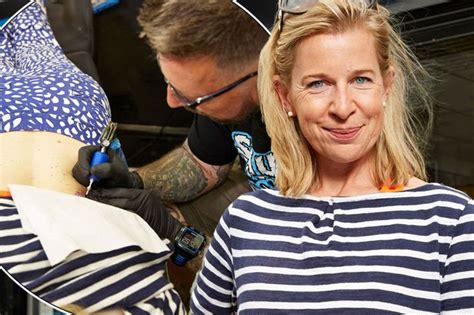 Katie Hopkins Shocks Viewers By Getting Tattoo On Her Tv