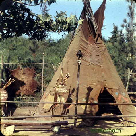American Indian Houses  Stuff From The Park More Native