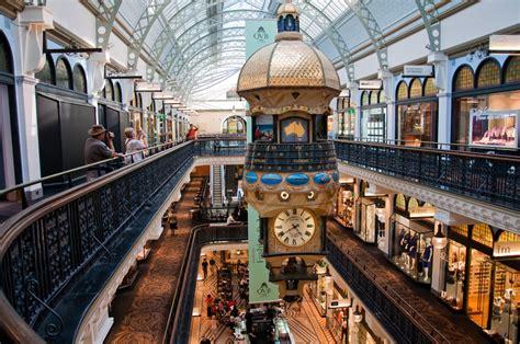 sydney shopping visitor information experience sydney australia