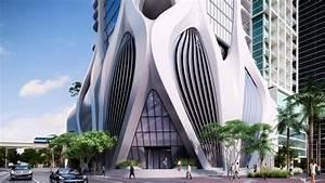 Live, In, Zaha, Hadid, Architects, U0026, 39, First, Residential, Skyscraper, In, The, Western, Hemisphere