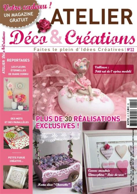 atelier deco et creation l atelier d 233 co et cr 233 ations n 176 22 sort vendredi la porcelaine 224 modeler de natasel