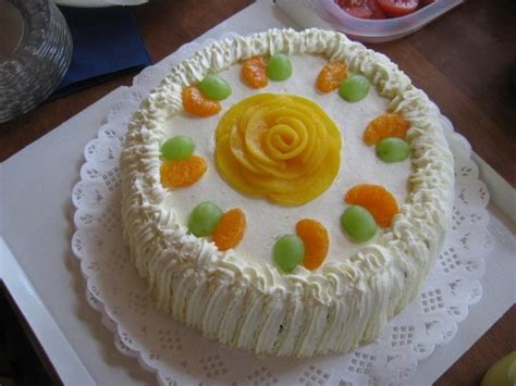 Cakes Decorated With Fruit by Cake Decoration With Fruits Trendy Mods