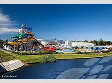Livu Aquapark Latvia Travel